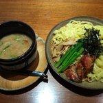 麺屋 空海 - つけ麺(2玉)