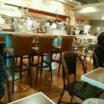 インド定食ターリー屋 - 店内