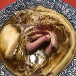らーめん さかい - 料理写真:鶏そば醤油 770円
