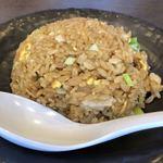 麺場 田所商店 - ミニ味噌チャーハン