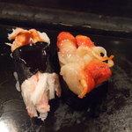 大将寿司 - 蟹さん。