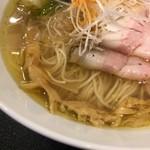 Japanese Soba Noodles 蔦 - 穂先メンマ、自家製麺