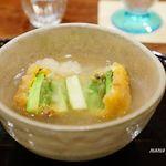 麻布 幸村 - 鱧のお団子