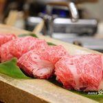 麻布 幸村 - 花山椒鍋のお肉