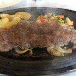 東海カントリークラブレストラン - 鉄板ステーキ