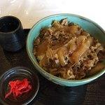東海カントリークラブレストラン - 牛丼