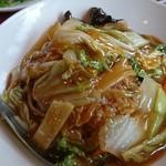 小味園 - 中華丼