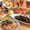 ベーカリーアンドビア ブッチャーズ - 料理写真:スタンダードコース(お食事のみ)