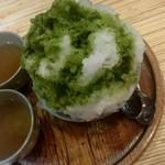 赤福 - 料理写真:赤福氷