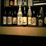 秋葉原漁港 快海 - 日本酒よりも焼酎の店かな?