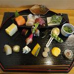 8686778 - 味なんぼ盛り(1260円)