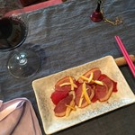 Wine Salon Ribbon -