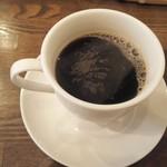 たいやきかふぇ浪花家 - コーヒーも本格的