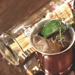 今宵、成田で世界の肉料理とごほうびワインを - コヨニクのモスコミュール