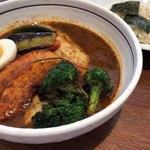 86862955 - チキン野菜&ブレンド米