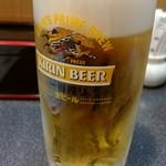 嘉文 - 生ビール