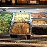 Kisaradukisara - サラダバーと言うよりお惣菜バー