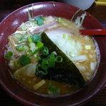麺家 静 - 豚骨醤油[\600]