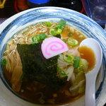 麺家 静 - 新支那そば[\600]