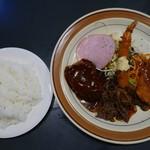 びわこキッチン - ジャンボ(1250円)