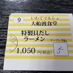 86871846 - 食券(2018年6月1日)