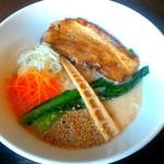 麺処学 - 料理写真:〈冬季限定〉酒粕入り白味噌