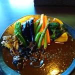86872103 - 道産野菜のルーカレー