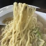 あじ庵食堂 - 麺