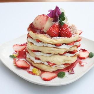 裏ミルフィーユパンケーキ