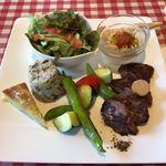 フランス食堂 わかばとしずく - 料理写真: