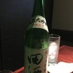 酒kure - 田酒。