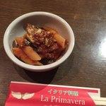 ラ・プリマヴェーラ - 料理写真: