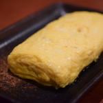 酒場シナトラ - 煮穴子のたまご焼き@880円