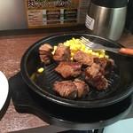 いきなりステーキ - お肉は200g