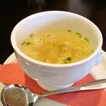 パローネ - パローネDEランチ「スープ」