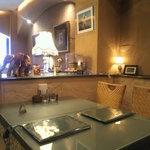 インド料理 ショナ・ルパ - 雰囲気最高!素敵なインテリア