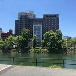 86880556 - ホテルはリバーサイド 川沿いリバーサイド。食事もリバーサイド。アパホテル(カレーのあるホテルは向かいだけどね)