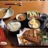 福一 - 料理写真:2018年6月メニューより、厚切り!!ロースカツ2100円
