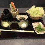 くしいち - 料理写真:揚げ物お任せセット