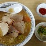 山椒 - 料理写真:みそチャーシューメン800円