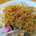 長崎飯店 - 皿うどん
