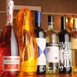 デル ペッシェ - 厳選したワインを取り揃えております。