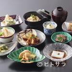 いっぷく亭 - 春は竹の子、夏は鱧や鮎。京の四季を彩る旬の食材が楽しめます