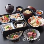 いっぷく亭 - 桜や紅葉、光明寺観光前後のお食事に。夏は鱧料理をご提供