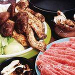 魚松 - 老舗魚松厳選松茸と最高級近江牛の食べ放題『名物あばれ食い』