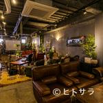 Cafe and Bar on℃ -温度- - アンティークに囲まれたお洒落な空間は、隠れ家的な雰囲気