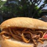 西山こっぺ堂 - 料理写真:ソース焼きそば