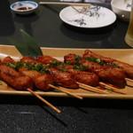 大森個室居酒屋 名古屋料理とお酒 なごや香 - つくね棒