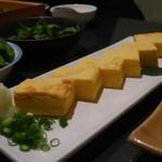 大森個室居酒屋 名古屋料理とお酒 なごや香 - ふわふわだし巻たまご