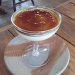 湯島食堂 - とうもろこしのプリン